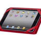 Чехол универсальный для планшета 8 3214, красный, арт. 017246403