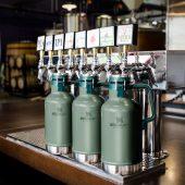 Термос для пива Stanley Classic 1900, темно-зеленый