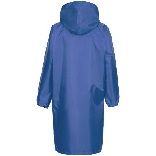 Дождевик «Плащ, плащ», ярко-синий, размер L