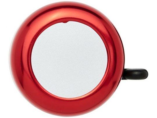 Алюминиевый велосипедный звонок Tringtring, красный, арт. 017499903