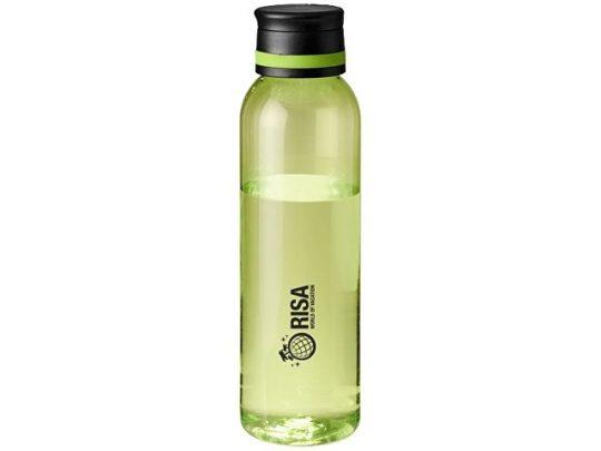 Спортивная бутылка Apollo объемом 740мл из материала Tritan™, лайм, арт. 017497503