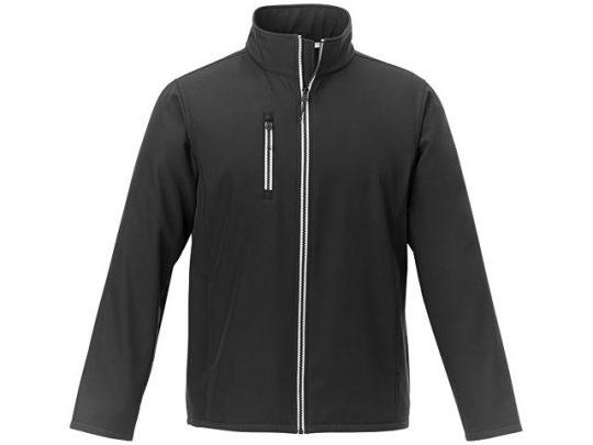 Мужская флисовая куртка Orion, черный (3XL), арт. 017444503