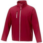 Мужская флисовая куртка Orion, красный (S), арт. 017443803
