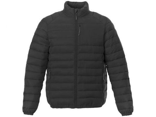 Мужская утепленная куртка Atlas, черный (XS), арт. 017453903