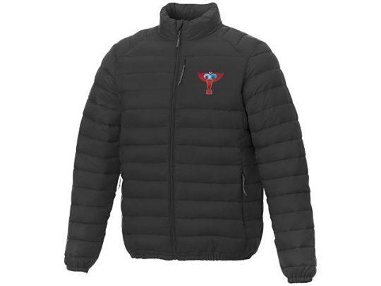 Мужская утепленная куртка Atlas, черный (S), арт. 017454003