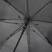 23-дюймовый ветрозащитный автоматический зонт Bella, черный, арт. 017508603