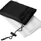 Охлаждающее полотенце Peter в сетчатом мешочке, белый, арт. 017513203