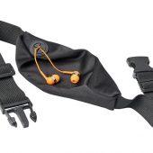 Эластичная спортивная поясная сумка Nicolas, оранжевый, арт. 017514303