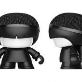 Портативный динамик Bluetooth XOOPAR mini XBOY Metallic, черный, арт. 017408303