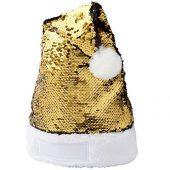 Рождественская шапка Sequins, черный, арт. 017441303
