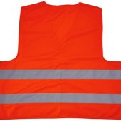 Защитный жилет See-me-too для непрофессионального использования, неоново-оранжевый, арт. 017511403
