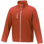 Мужская флисовая куртка Orion, оранжевый (2XL), арт. 017443003