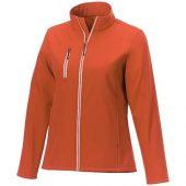 Женская флисовая куртка Orion, оранжевый (2XL), арт. 017446003