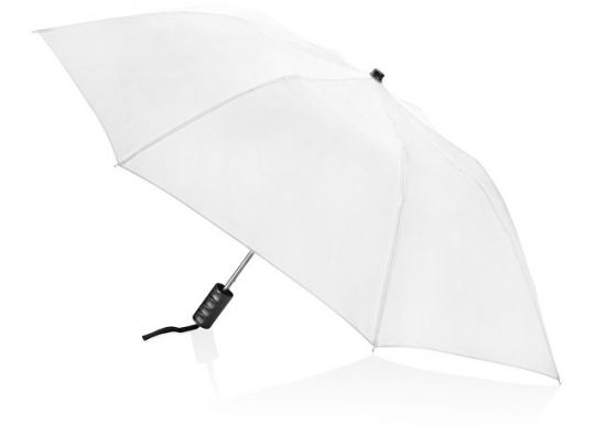 Зонт складной Андрия, белый, арт. 017350003