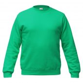 Толстовка ID.002 зеленая, размер XS