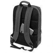 Рюкзак с отделением для ноутбука District, темно-серый, арт. 017605003