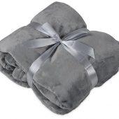 Плед мягкий флисовый Fancy, серый, арт. 017744703
