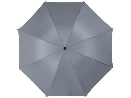 Зонт Yfke противоштормовой 30, серый, арт. 017732603