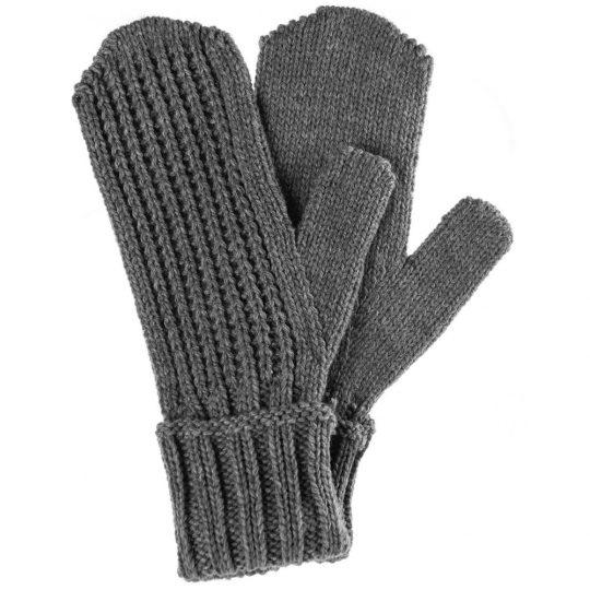 Набор Nordkyn Full Set с шарфом, серый, размер L