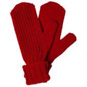 Варежки Nordkyn, красные, размер S/M