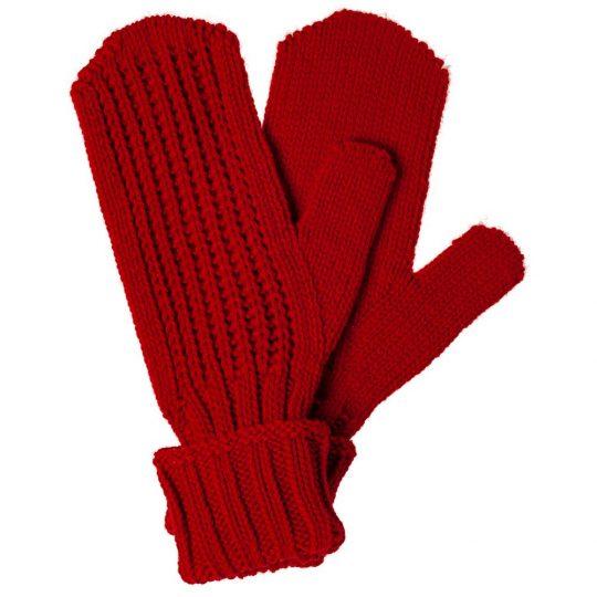 Набор Nordkyn Full Set со снудом, красный, размер L