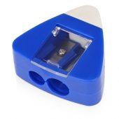 Точилка с ластиком Easy duo, синий, арт. 017884403