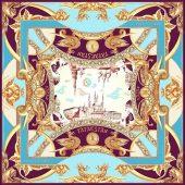 Платок Казань драгоценная, арт. 017752603