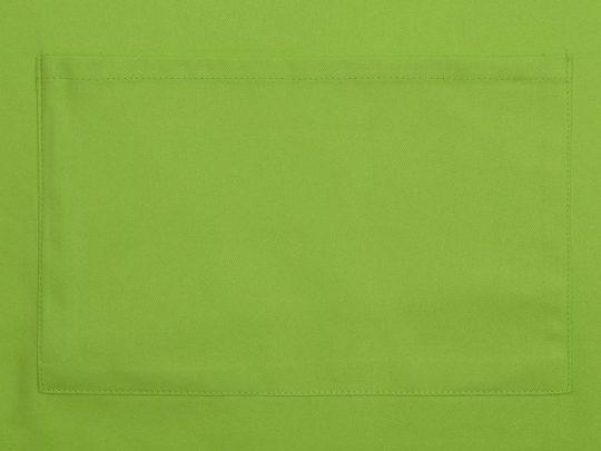 Хлопковый фартук 180gsm, зеленое яблоко, арт. 017901003