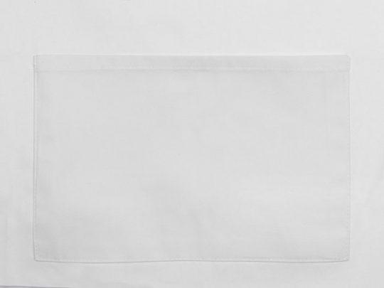 Хлопковый фартук 180gsm, белый, арт. 017900803