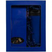 Коробка с окном InSight, синяя