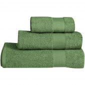 Полотенце Soft Me Large, зеленое