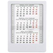 Календарь Офисный помощник, белый, арт. 018047903