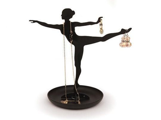 Подставка для аксессуаров Ballerina, черный, арт. 018253403