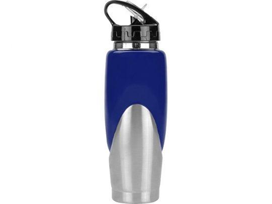 Бутылка спортивная Олимпик 800мл, синий (Р), арт. 018214603