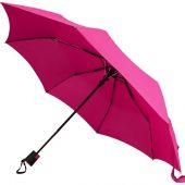 Зонт Wali полуавтомат 21, фуксия (Р), арт. 018117903