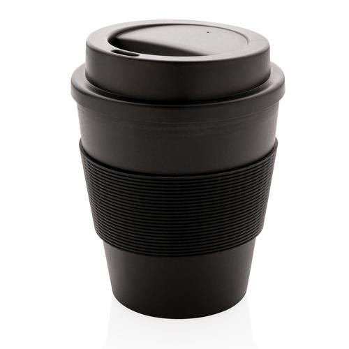 Многоразовый стакан для кофе с закручивающейся крышкой, 350 мл, арт. 018274306