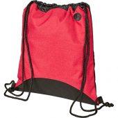 Рюкзак со шнурком Street, красный, арт. 018378803