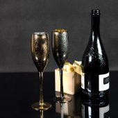 Набор бокалов для шампанского MOONSUN (2шт)