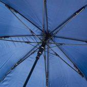 23-дюймовый ветрозащитный полуавтоматический зонт Bella, темно-синий, арт. 018362203