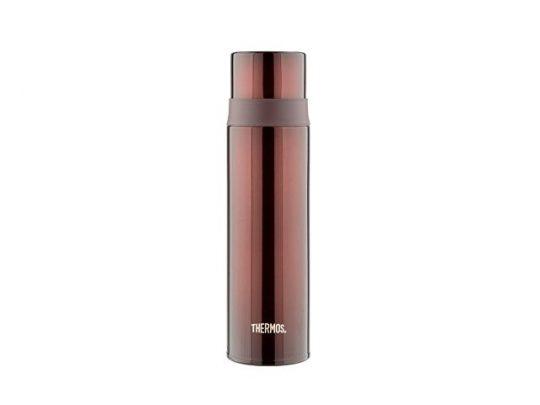 Термос из нерж. стали тм THERMOS FFM-500-BW SS Vac. Insulated Flask,500ml, коричневый, арт. 018387003