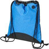 Рюкзак со шнурком Street, синий, арт. 018378703