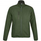 Куртка женская Radian Women, темно-зеленая, размер L