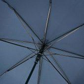 23-дюймовый автоматический зонт Alina из переработанного ПЭТ-пластика, темно-синий, арт. 018947303