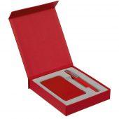 Коробка Latern для аккумулятора 5000 мАч и ручки, красная