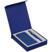 Коробка Rapture для аккумулятора 10000 мАч и ручки, синяя