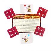 Карточная игра «Импровизация. Кладовая жестов»