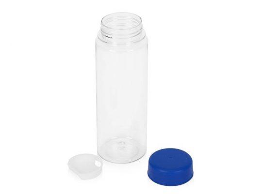 Бутылка для воды Candy, PET, синий, арт. 019012503