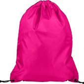 Рюкзак Oriole на молнии со шнурком, фуксия, арт. 019016403