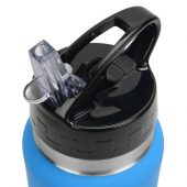 Бутылка спортивная Коста-Рика 600мл, голубой, арт. 019110903