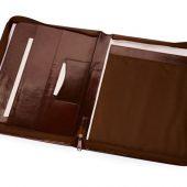 Папка для документов Шамбери, коричневый, арт. 019089503